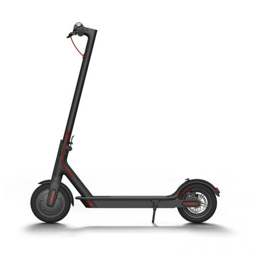 mi-scooter-black
